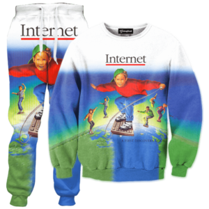 90s internet kid tracksuit