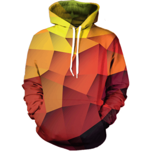 Abstract Sketch hoodie
