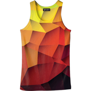 Abstract Sketch tank