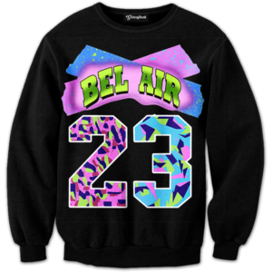 Air Bel Air 23 crewneck