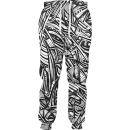 All Over Graffiti joggers