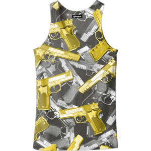 Army of Gold tank