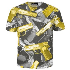 Army of Gold tee