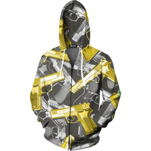 Army of Gold zip up