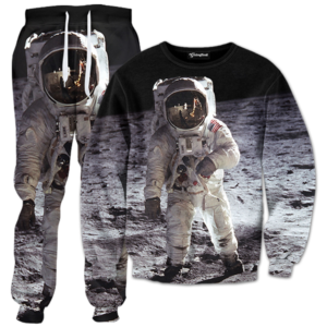 Astronaut on the Moon TRACKSUIT