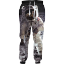 Astronaut on the Moon joggers
