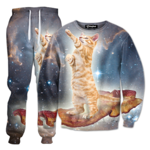Bacon Cat Tracksuit