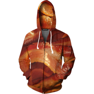 Bacon Strips zip up