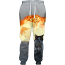 Cat Explosion Joggers