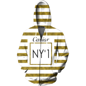 Caviar NY Zip Up