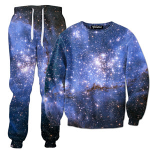 Dark Galaxy Tracksuit
