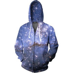 Dark Galaxy Zip Up