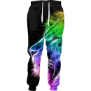 Digital Lion Joggers