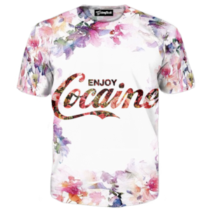 Enjoy Cocaine Tee