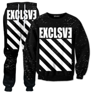 Exclusive Print Tracksuit