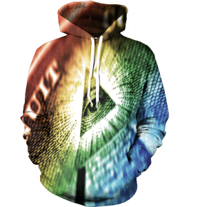 Eye on the Money Hoodie