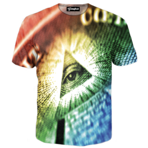 Eye on the Money Tee