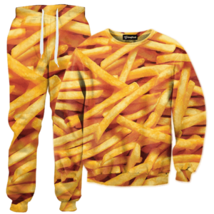 French Fries TRACKSUIT
