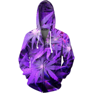Future Weed zip up