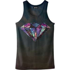 Galaxy Diamond tank