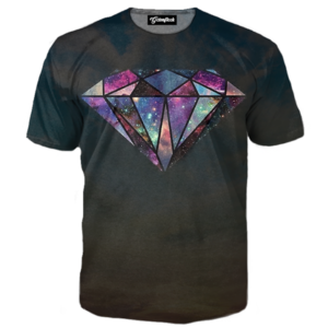 Galaxy Diamond tee