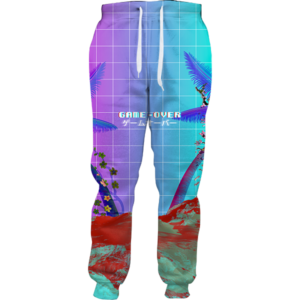 Game Over Joggers