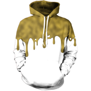 Gold Drips Hoodie