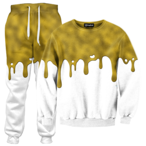 Gold Drips Tracksuit