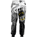 Gold Slugs Bear joggers