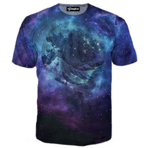 Great Galaxy Wave tee