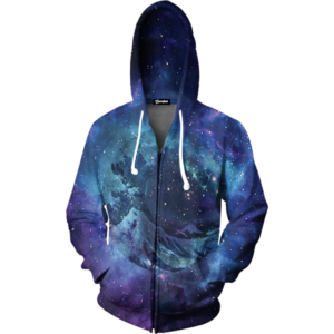 Great Galaxy Wave zip