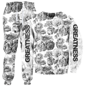 Greatness Floral TRACKSUIT