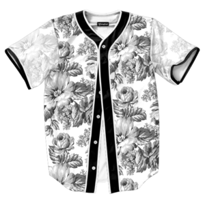 Greatness Floral jersey