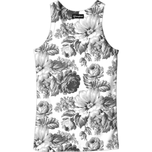 Greatness Floral tank