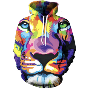 King of Color Hoodie