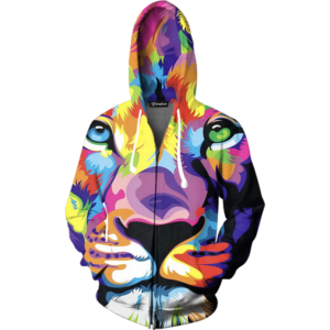 King of Color ZIp Up
