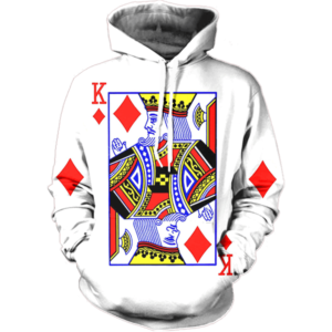 King of Diamonds hoodie