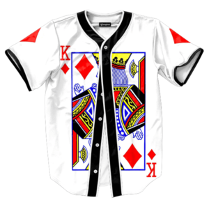 King of Diamonds jersey