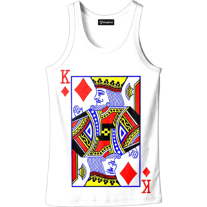 King of Diamonds tank