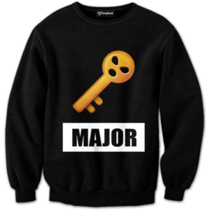 Major Key Crewneck