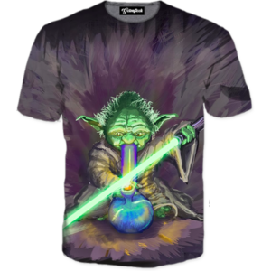 May the bong be with you tee