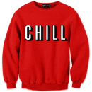 Netflix and Chill crewneck