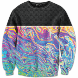 Oil Paint crewneck