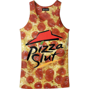 Pizza Slut Tank