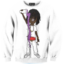 Pour That Lean crewneck