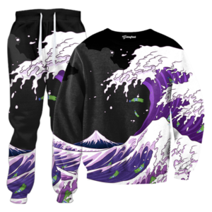 Purple Drank WAve Tracksuit