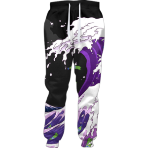 Purple Drank Wave Jogger