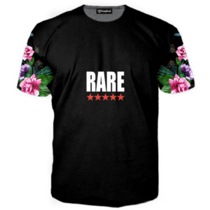 Rare Five Star Floral Tee
