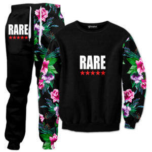 Rare Five Star Floral Tracksuit
