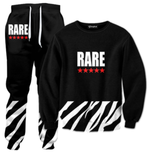 Rare Five Star Zebra Tracksuit